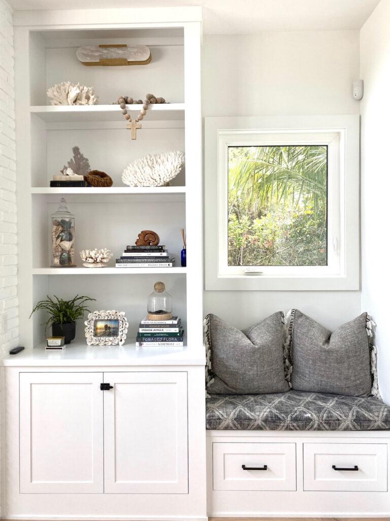 Living Room and hallway design