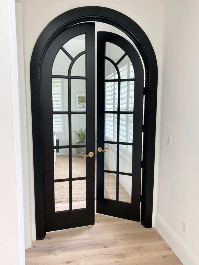 entry way and custom door designs