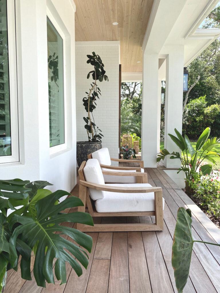 Front Porch Design Vibes